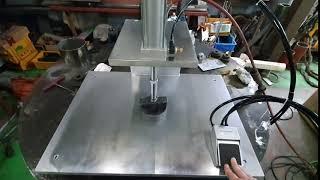 에어프레스 제작 -한도기계
