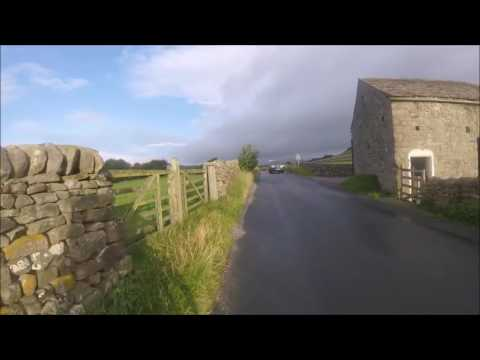 My 2016 Cycle Tour Footage Of The Yorkshire Dales