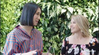 Instagram's Eva Chen tells Katie Couric about how she navigated her career path | theSkimm