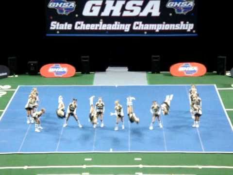 2010 GHSA State Competition - Johns Creek (Sectionals)
