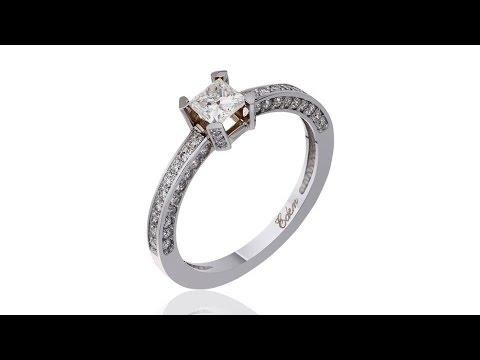 Помолвочные и обручальные кольца с бриллиантами. Цена, фото. Ювелирный магазин в москве.