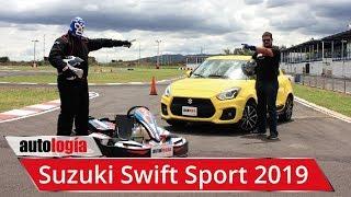 A Prueba Suzuki Swift Sport 2019
