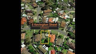 5 Kevington Street, Werribee