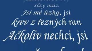 Tomáš Klus - Nina (text)