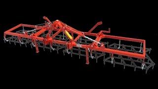 AGROMAX - Brony Polowe Składane Hydraulicznie II