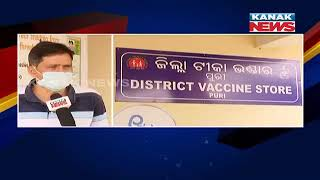 Know, How Is The Preparation In Puri For COVID Vaccination?