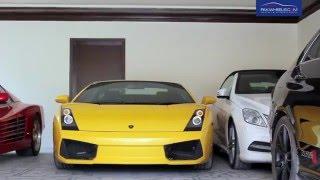 Lamborghini | Ferrari | Mercedes - Sardar Hassan's Garage Tour