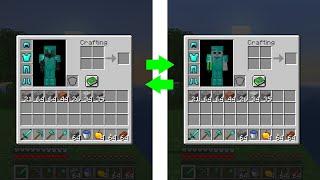 Minecraft pero nuestros inventarios están unidos - EP3