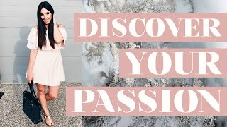 HOW TO FIND YOUR PASSION, DREAM BUSINESS OR CAREER | GIRLBOSS 101