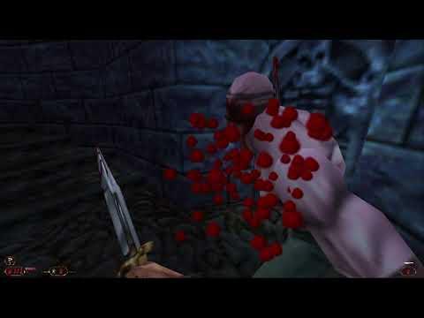 Blood 2 The Chosen:  C1L11 (Part 1: Main Level) Suicide Difficulty |