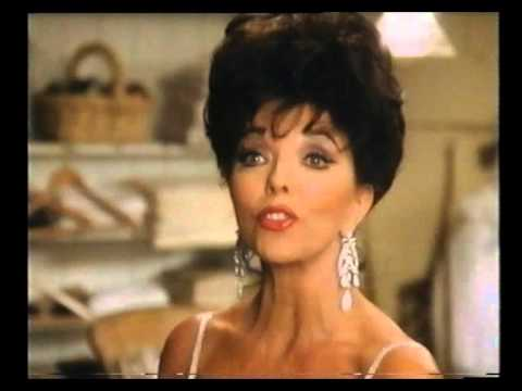 Joan Collins Ad for British Gas 1991