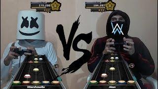Alan Walker vs Marshmello Batalla Epica #5 (LADO OSCURO ☯ ) | FAN MADE