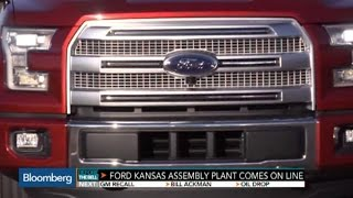 Ford F-150: Joe Hinrichs Still Sees Strong Demand