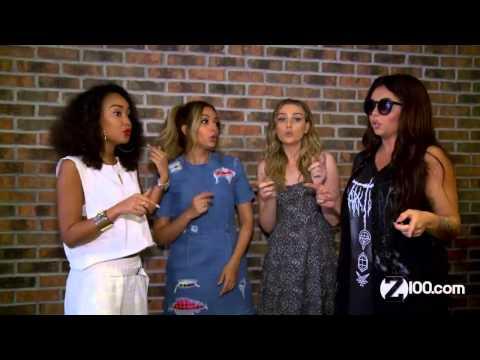 Z100   Little Mix Covers Destinys Child Bills, Bills, Bills!