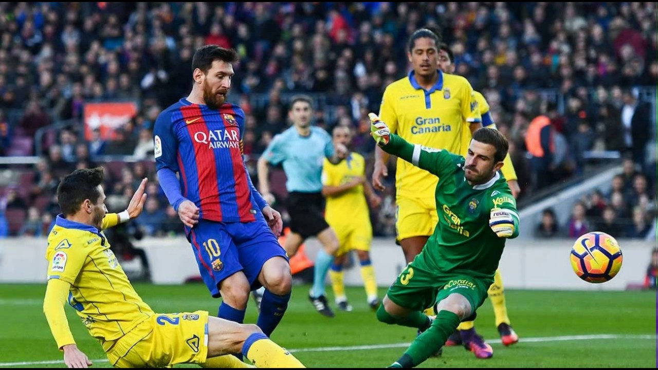 Image result for Barcelona vs Las Palmas live