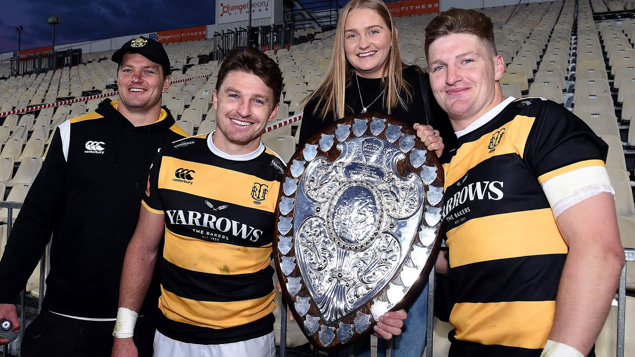 This is what the Ranfurly Shield means to Taranaki