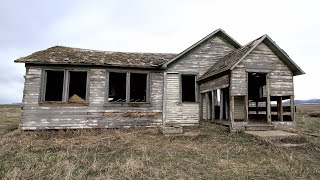 DIGGING HOLES AT ABANDONED HOUSES! METAL DETECTING OLD COINS, CHUCK E CHEESE & HARLEY DAVIDSON