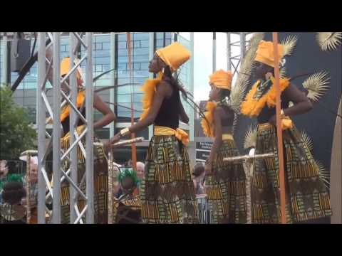 zomer carnival (summer carnival) rotterdam carnaval 2016