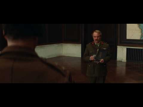 Inglorious Basterds Mike Myers scene