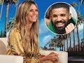 'You snooze, you lose'  Heidi Klum and Drake could've dated, but he was 'a week too late'