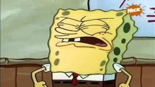Spongebob, jestem gotow, tak jest!!!