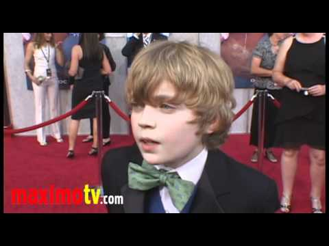 "Jacob Rhodes Interview at ""Secretariat"" Premiere September 30, 2010"