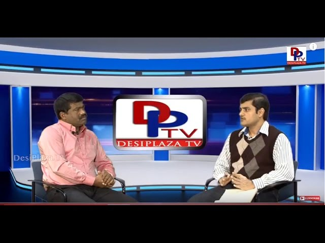 Part 2 - Pravas Divas awardee Mohan Goli - Face to Face || Desiplaza || Dallas