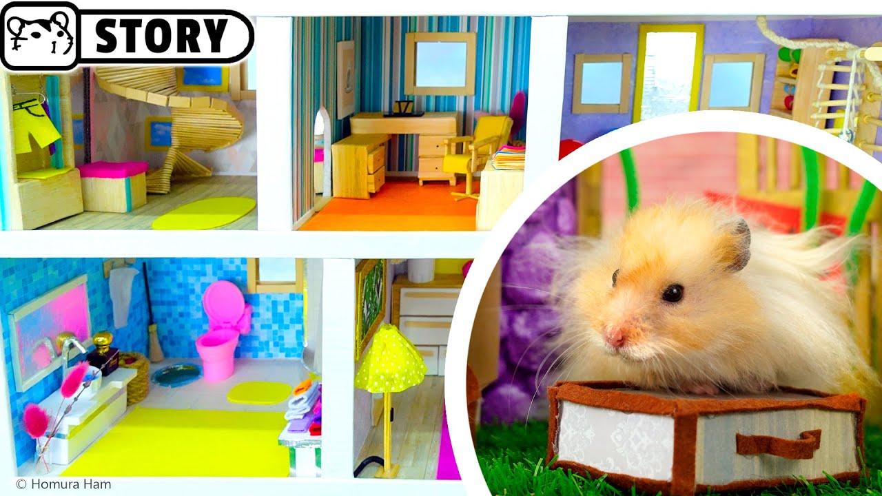 Hamster Homescapes - Home Restoration 🐹 Homura Ham