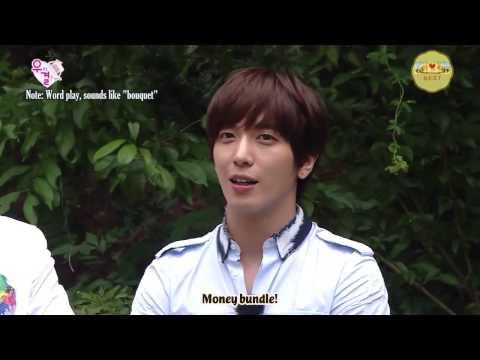 [Unaired] WGM JongYeon - Quiz Time [Engsub]