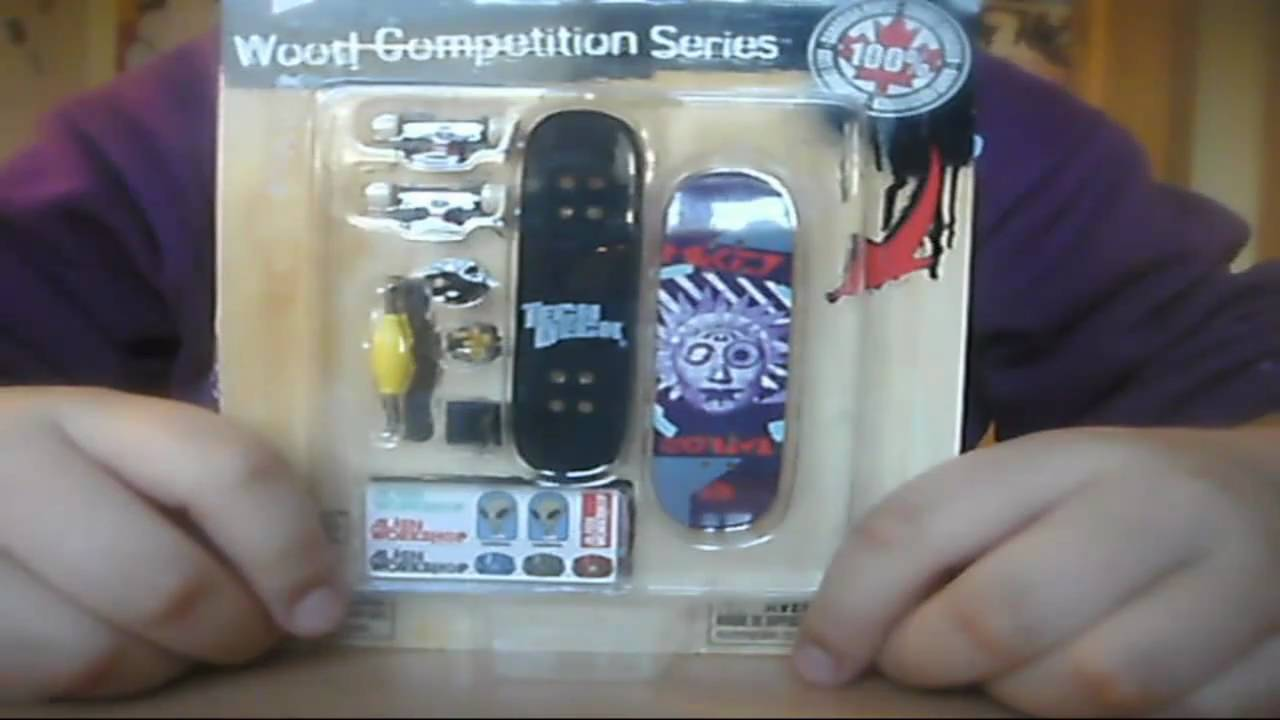 Tech deck wood competition series review german youtube tech deck wood competition series review german baanklon Image collections