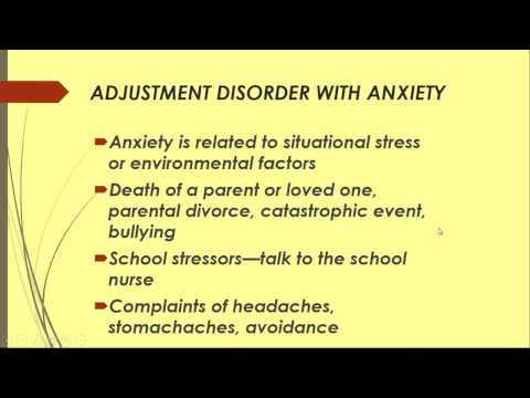 What Do Kids Have to Worry About  Anxiety Disorders in Children