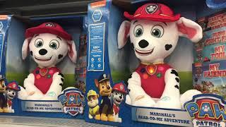 Talking Paw Patrol Toy Range In Walmart Tennessee