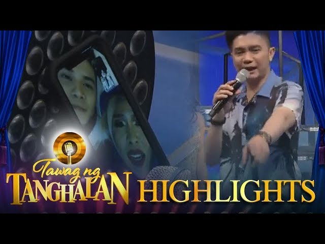 Tawag ng Tanghalan: Vhong asks Ronie, why is he with Vice Ganda