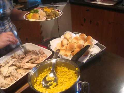 Thanksgiving Dinner 2012 / Canada
