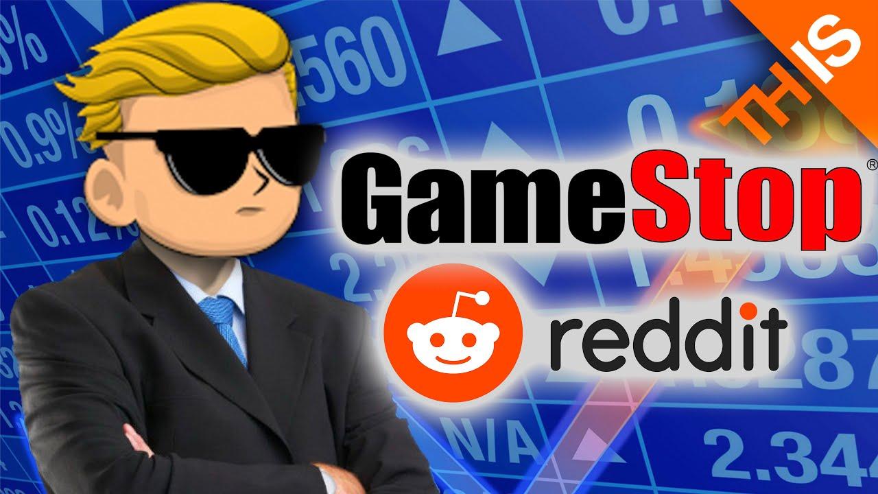 Reddit is Killing GameStop 🚀 - YouTube