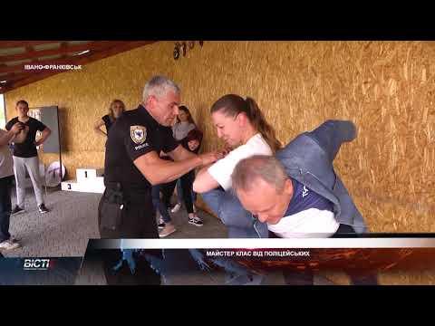 Майстер клас від поліцейських з нагоди професійного свята - Дня журналіста