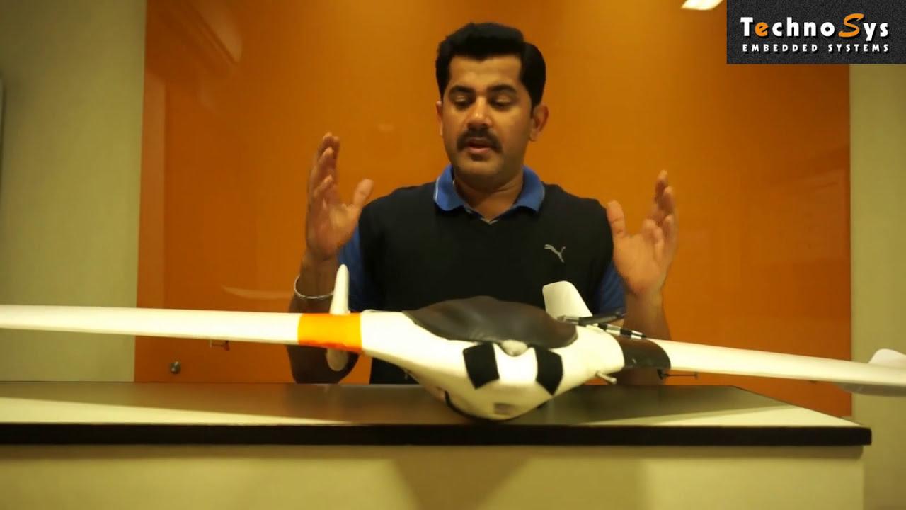 Auto Take Off & Landing With Pixhawk  Dhruv Arora - Technosys 04:45 HD