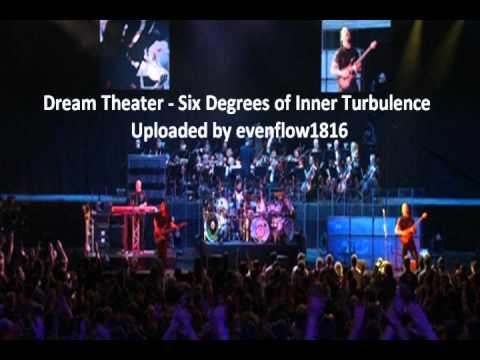 Dream Theater - Six Degrees of Inner Turbulence (Score; full song)