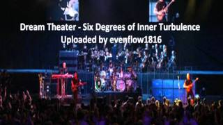 Dream Theater - Six Degrees of Inner Turbulence (Score; full song)