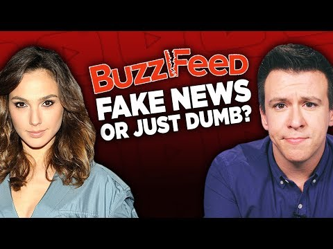 Thumbnail: More Fake News From Buzzfeed and Horrible New Footage Shows What Really Happened with Philando