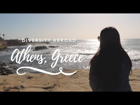 Diversity Network Summer Scholarship 2018 // Athens, Greece