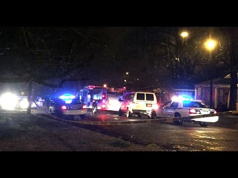 Shooting near 300 block of Rosslyn Avenue in Jackson, Mississippi