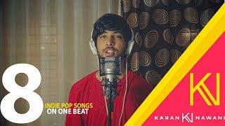 Download 8 SONGS ON 1 BEAT I Maine Payal Hai Chhankai(Nostalgia Mashup) I Karan Nawani MP3 song and Music Video