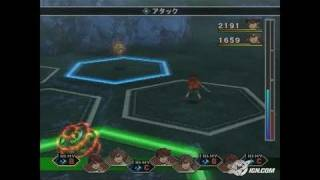 Wild ARMs 4 PlayStation 2 Gameplay_2005_03_24_1
