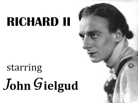 Richard II by William Shakespeare - Starring John Gielgud - 1960