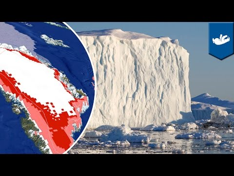 Here's why Greenland's ice is quickly melting