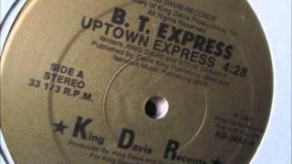 "B T Express  - Uptown Express. 1985 (12"" Soul/Funk)"