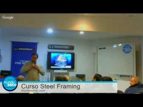 Curso Intensivo Steel Framing