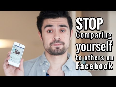 Why You Need To Stop Comparing Yourself To Others On