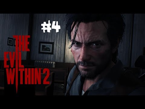 Kota yang Aneh - The Evil Within 2 #4 - [Indonesia]
